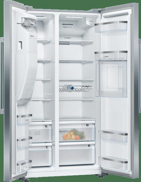 Otvoreni  bosch hladnjak kag93aiep