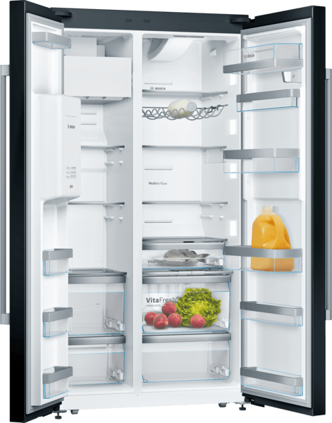Otvoreni bosch hladnjak kad92hbfp