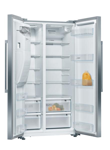Otvoreni bosch hladnjak kad93vifp