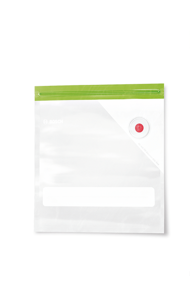 10 vakuumskih vrećica s patentnim zatvaračem (1,2 l) Bosch MSZV0FB1