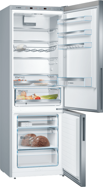 Otvoreni Bosch hladnjak KGE49AICA